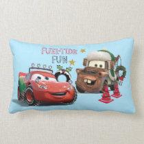 Cars | Fuel-Tide Fun Lumbar Pillow