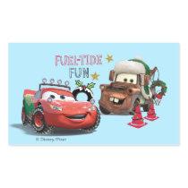 Cars | Fuel-Tide Fun Rectangular Sticker