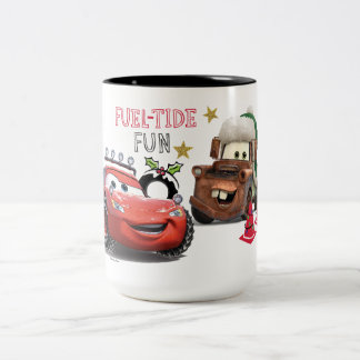 Cars | Fuel-Tide Fun Two-Tone Coffee Mug