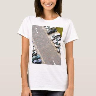 Cars in carpark T-Shirt