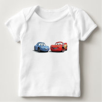 Cars Lighting McQueen and Sally Disney Baby T-Shirt