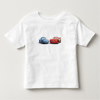 Cars Lighting McQueen and Sally Disney Shirts