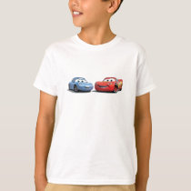 Cars Lighting McQueen and Sally Disney T-Shirt