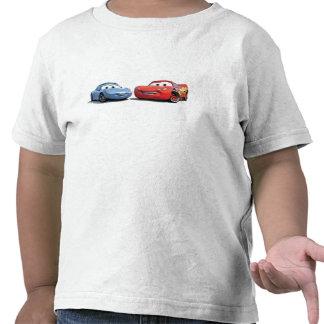 Cars Lighting McQueen and Sally Disney Shirt