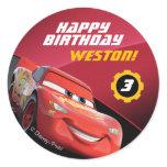 kids birthday, boy birthday, cars birthday, disney