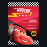 """Cars Lightning McQueen 