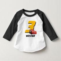 Cars Lightning McQueen | Birthday T-Shirt