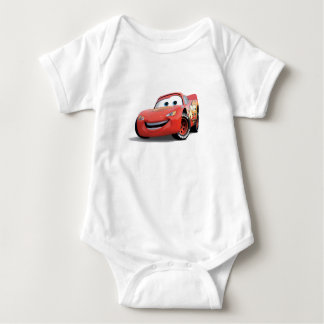 Cars' Lightning McQueen Disney Baby Bodysuit