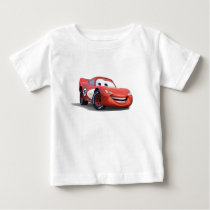 Cars Lightning McQueen Disney Baby T-Shirt