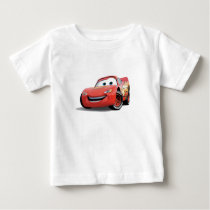 Cars' Lightning McQueen Disney Baby T-Shirt