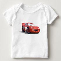Cars Lightning McQueen Disney Baby T-Shirt