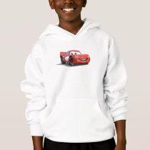 Cars Lightning McQueen Disney Hoodie