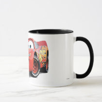 Cars' Lightning McQueen Disney Mug