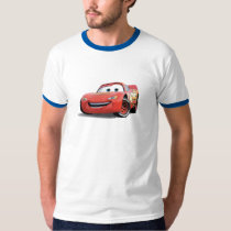 Cars' Lightning McQueen Disney T-Shirt