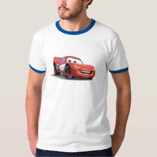 Cars Lightning McQueen Disney T-shirts
