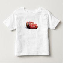 Cars' Lightning McQueen Disney Toddler T-shirt