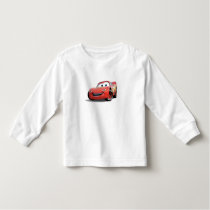 Cars' Lightning McQueen Disney Toddler T-shirt