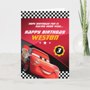 Car Birthday Cards