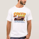 "Cars' Lightning McQueen ""I Am Speed"" Disney T-Shirt"