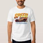 "Cars' Lightning McQueen ""I Am Speed"" Disney T-shirts"