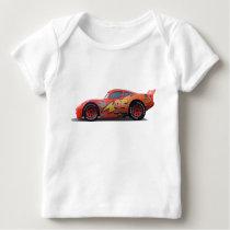 Cars' Lightning McQueen Profile Disney Baby T-Shirt