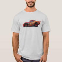 Cars' Lightning McQueen Profile Disney T-Shirt
