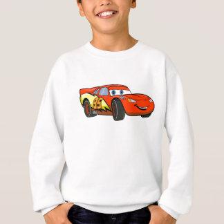 Cars Lightning McQueen Smiling Disney Sweatshirt