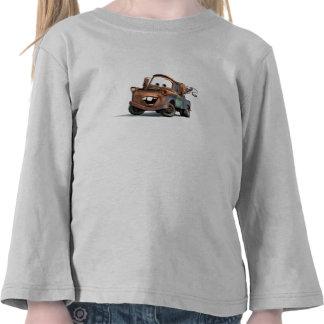 Cars Mater Disney Shirts
