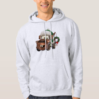 Cars | Mater In Winter Gear Hoodie