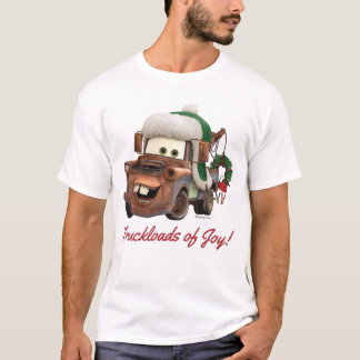 Cars | Mater In Winter Gear T-Shirt