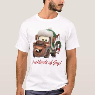 Cars | Mater In Winter Gear T-Shirt
