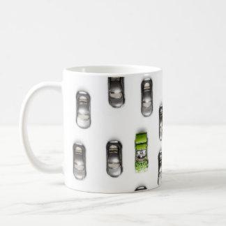 Cars Classic White Coffee Mug