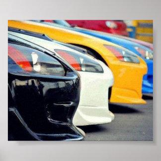 Cars Print