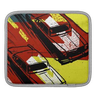 Cars Racing iPad Sleeves