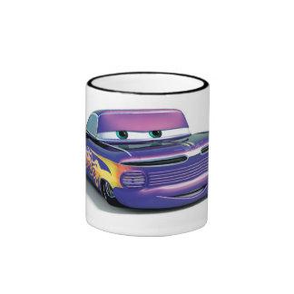 Cars Ramone Disney Ringer Coffee Mug