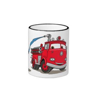 Cars' Red Disney Ringer Mug