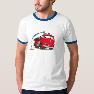 Cars' Red Disney T-Shirt