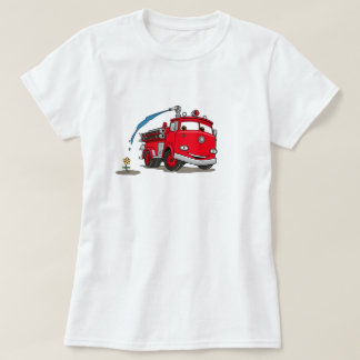 Cars Red Disney T-Shirt