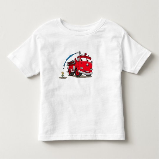 Cars' Red Disney Toddler T-shirt