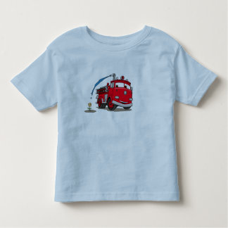 Cars Red Disney Toddler T-shirt
