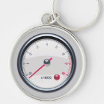 Cars rPM Meter Keychain