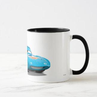 "Cars Strip ""The King"" Weathers Dinoco race car Mug"