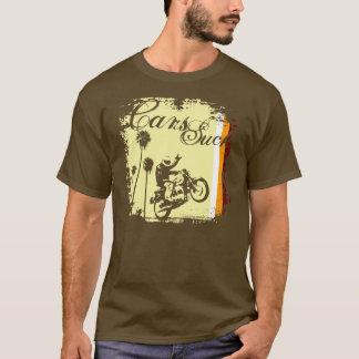 Cars Suck (70s Style) T-Shirt