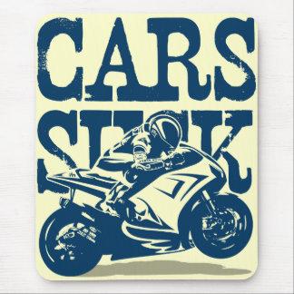 Cars Suck - GP Mouse Pad