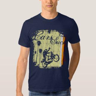 Cars Suck - Seventies T Shirts