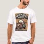 Cars' Tow Mater Disney T-shirt at Zazzle