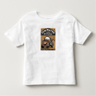 Cars' Tow Mater Disney Toddler T-shirt