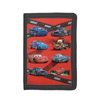 Cars Tri-fold Wallet