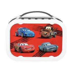 Cars Yubo Lunchbox