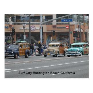 CarShow Postcard
